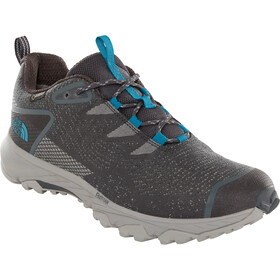 The North Face Ultra Fastpack III GTX Woven Calzado Hombre, ebony grey/crystal teal